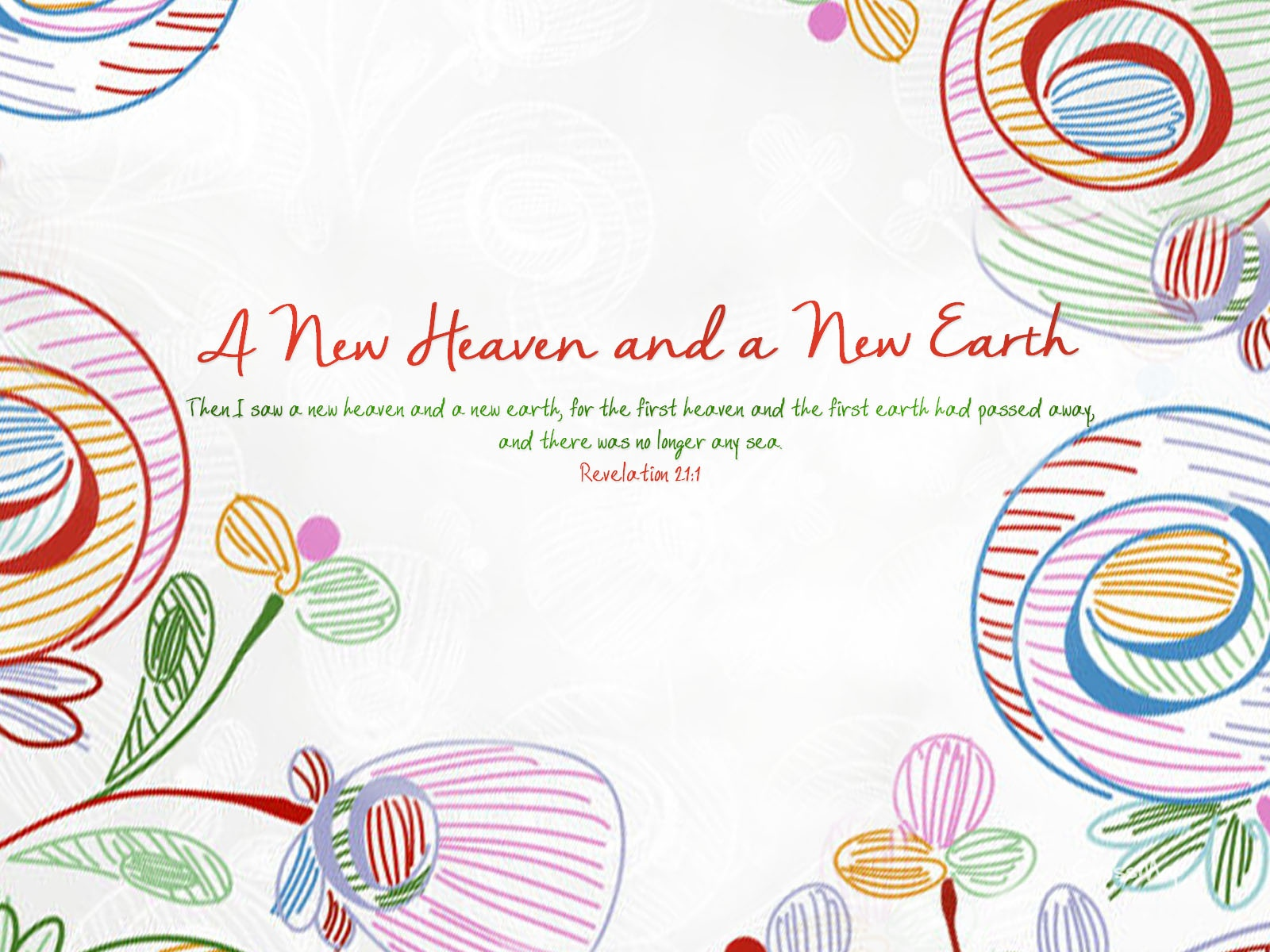 Heaven clipart new earth Heaven a and a A