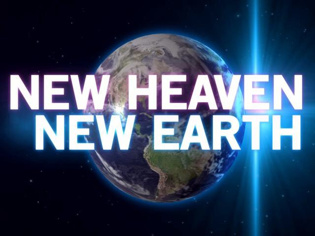 Heaven clipart new earth Heaven new and earth new