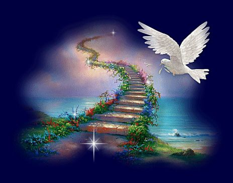 Heaven clipart peaceful Must on that Doves now