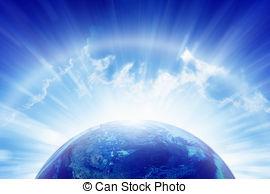 Heaven clipart peaceful Art sun rays Heaven 470