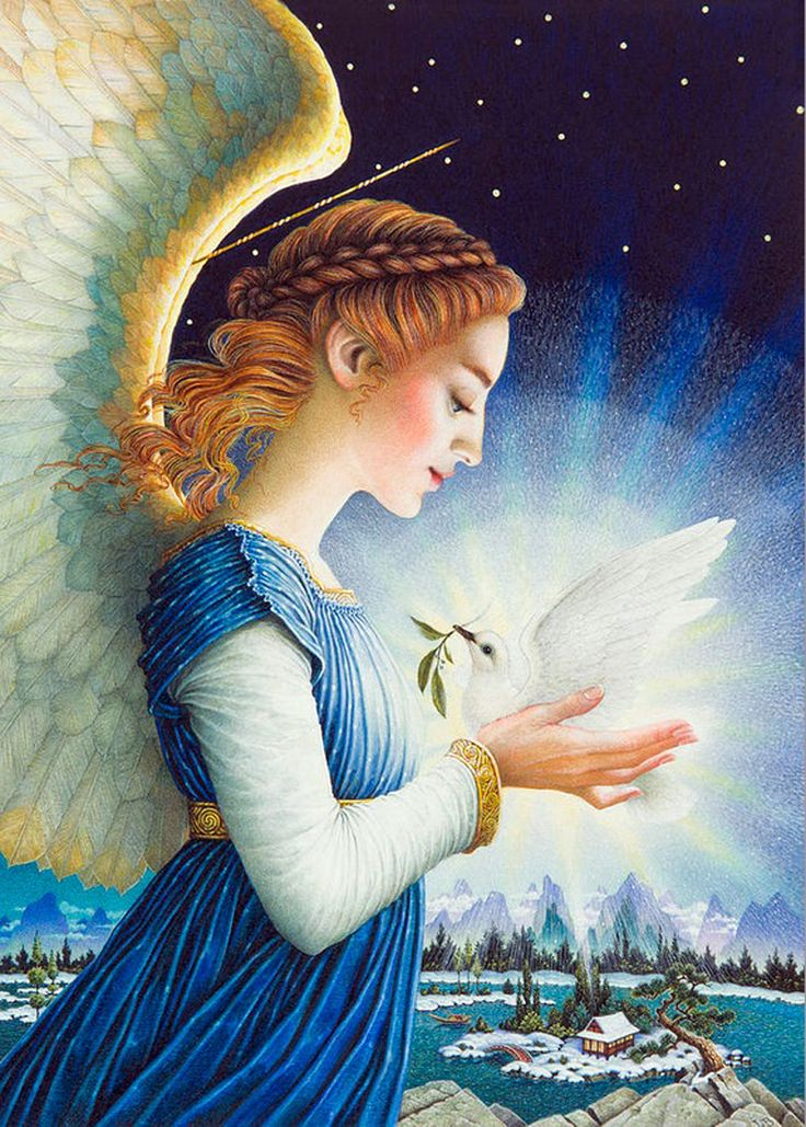 Heaven clipart peaceful This on more Doves Pinterest