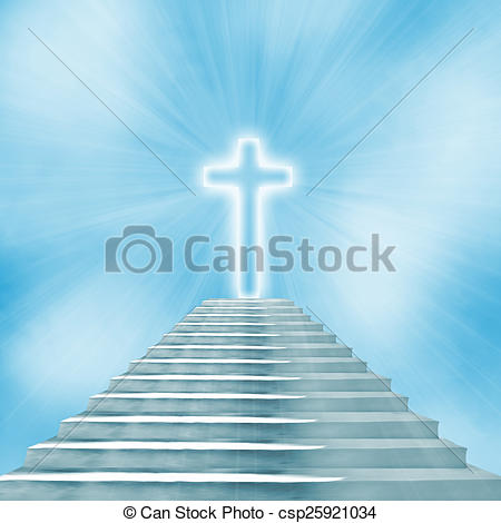 Heaven clipart place Of collection Path road to