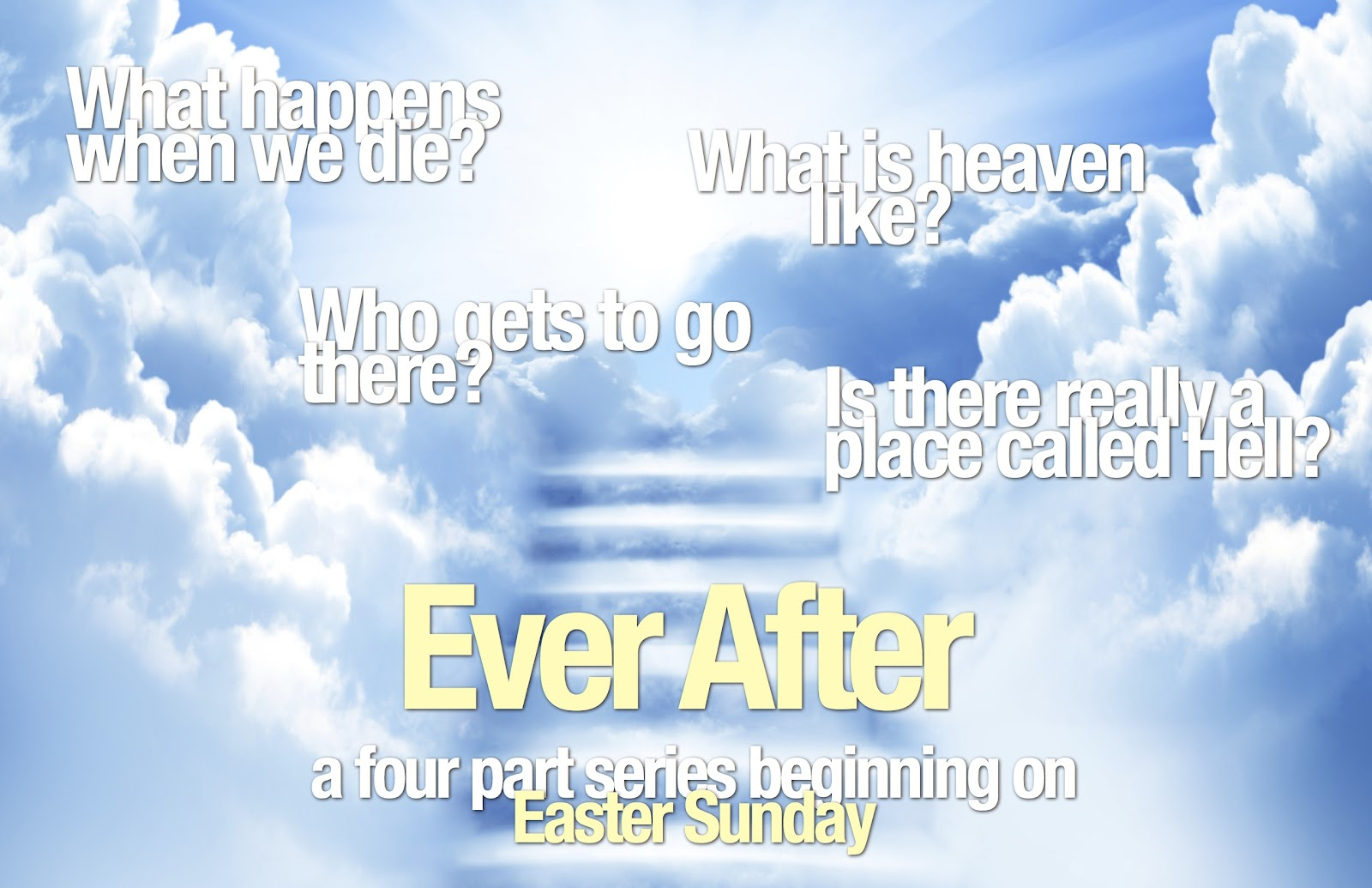 Heaven clipart real For 1 Heaven Pt Is