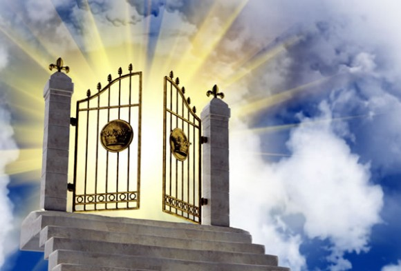 Heaven clipart real The Art Pearly gates Pearly