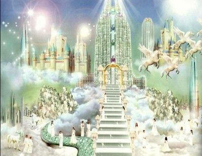 Heaven clipart real Images of of ideas heaven