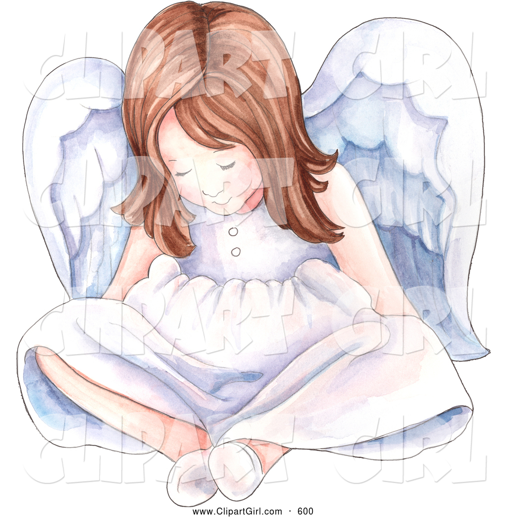 Heaven clipart sad At and Her Sad Girl