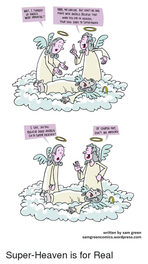 Heaven clipart sad BE DON' SAD Heaven Funny