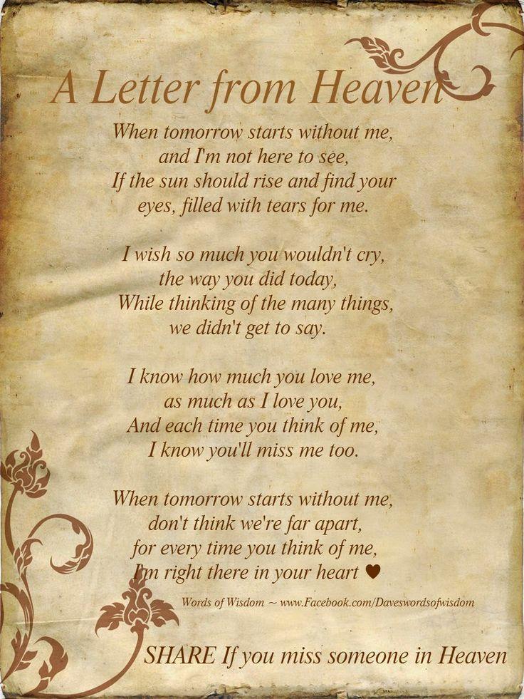 Heaven clipart sad About com: A Daveswordsofwisdom Beautiful