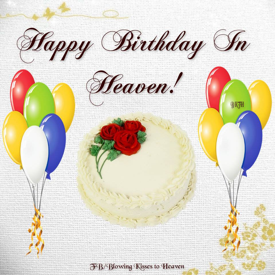 Heaven clipart sad Of Birthday people Happy art