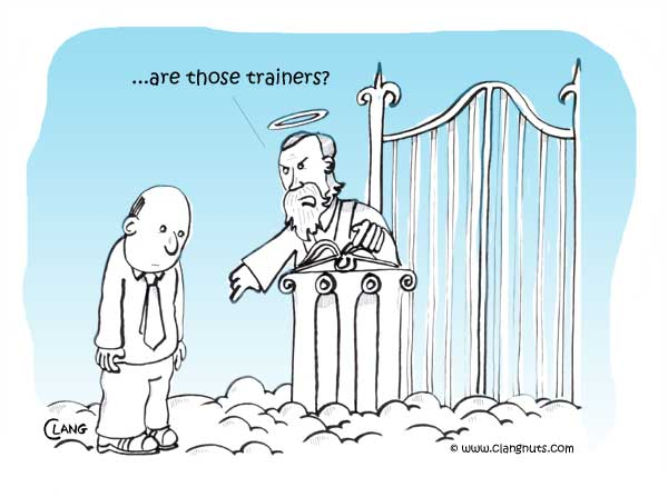 Heaven clipart saint peter Pearly the : gates At
