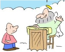 Heaven clipart saint peter New the St lawyer pathetic