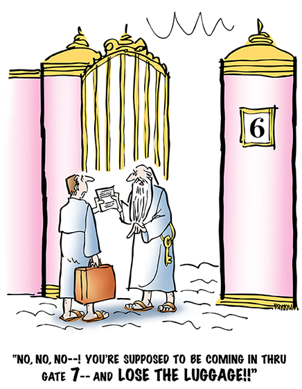 Heaven clipart saint peter  died meeting Freelance Armstrong