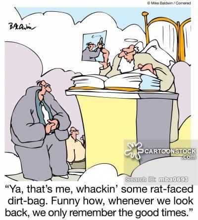 Heaven clipart saint peter Of Cartoons CartoonStock 3 Heaven