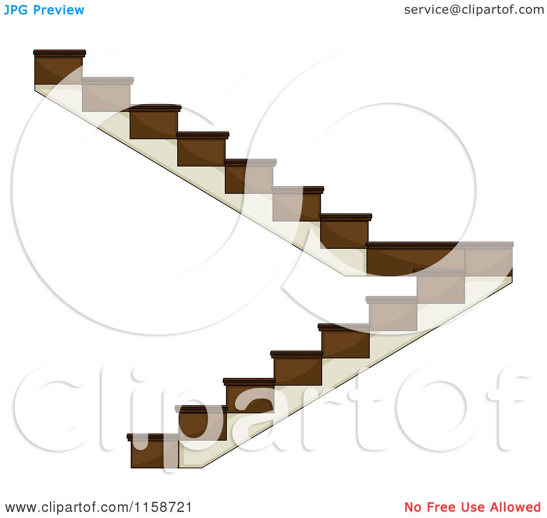 Heaven clipart staircase Clipart Black Of Staircase Heaven