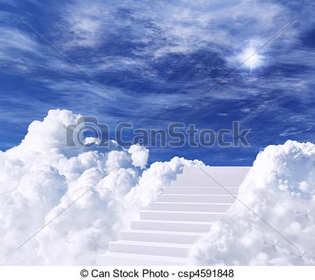 Heaven clipart staircase  935 to illustration 39