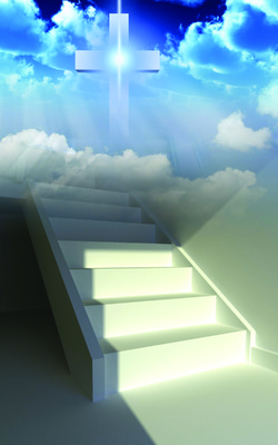 Heaven clipart staircase Image: com Stairs to Christart