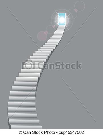 Heaven clipart stairway to heaven Of Stairway Door the Heaven