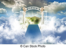 Heaven clipart utopia Illustrations EPS  Stock vector