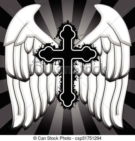 Heaven clipart vector EPS Vector heaven Kingdom Graphics