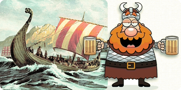 Heaven clipart viking The Fun about Bayside Facts