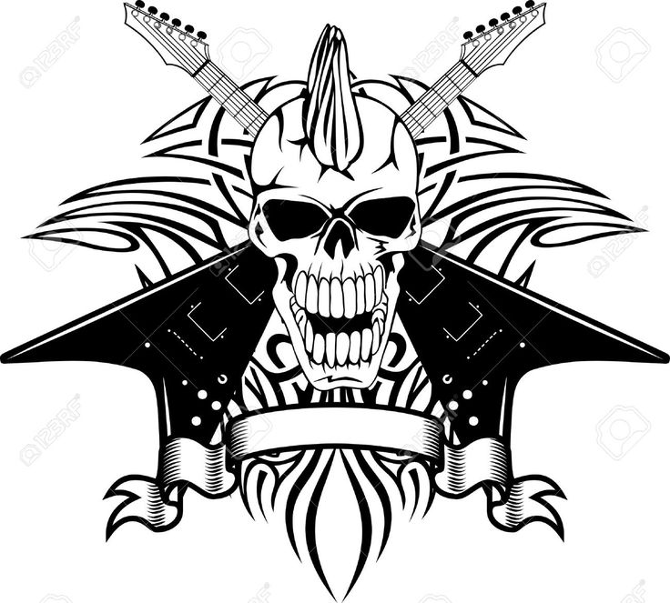Heavy Metal clipart black and white HEAVY best ARTILLERY on Heavy