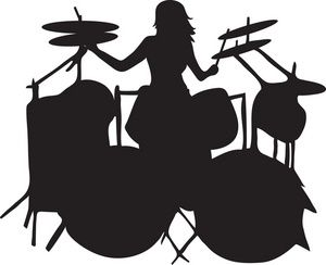 Heavy Metal clipart drummer Best on Drums about All