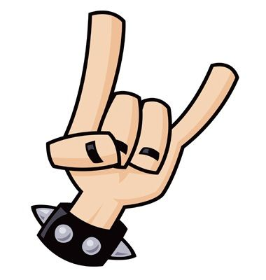 Heavy Metal clipart hand Cultures with the  a