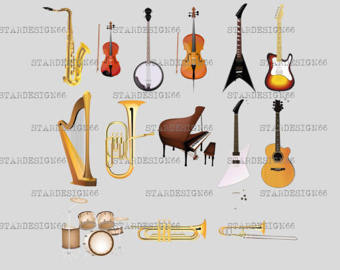 Heavy Metal clipart indian music instrument Instruments PNG EPS Digital Musical