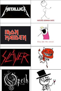 Heavy Metal clipart love music #3