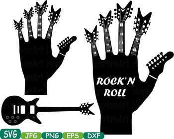 Heavy Metal clipart musical instrument Teachers by Roll Heavy clipart