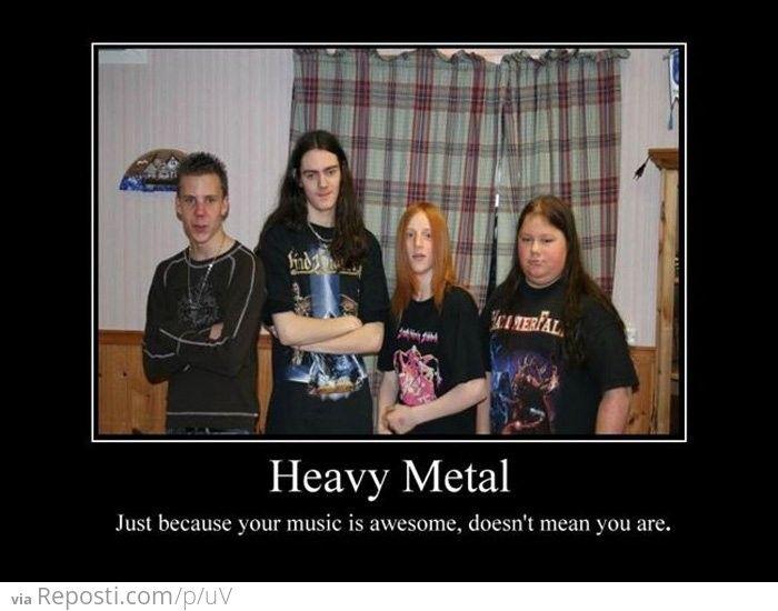 Heavy Metal clipart poser metal Metal Memes the heavy Metal
