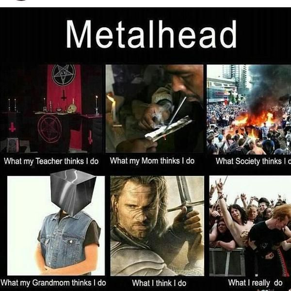 Heavy Metal clipart poser metal Pin and images Metal on