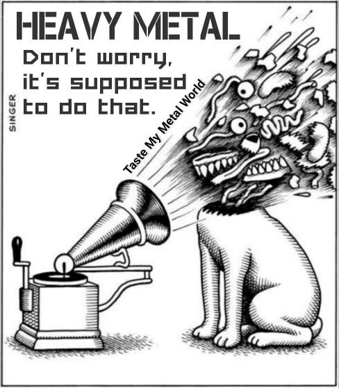 Heavy Metal clipart real Don't' worry 25+ music Pinterest