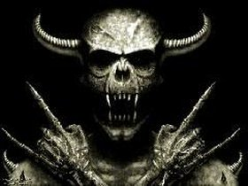 Fear skull frame Pictures science