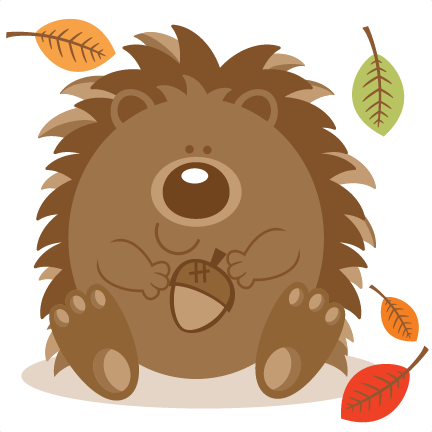 Hedgehog clipart Art Hedgehog Cliparts and Others