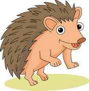 Hedgehog clipart Cliparts Hedgehog Inspiration Clipart Illustrations