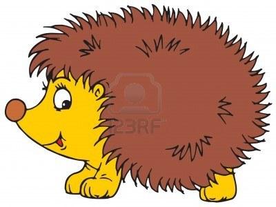 Hedgehog clipart urchin Panda Clipart Clipart Hedgehog Hedgehog