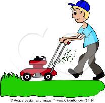Grass clipart lawn care service #3