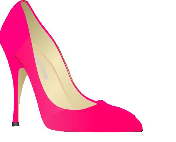 Shoe clipart high heel #8