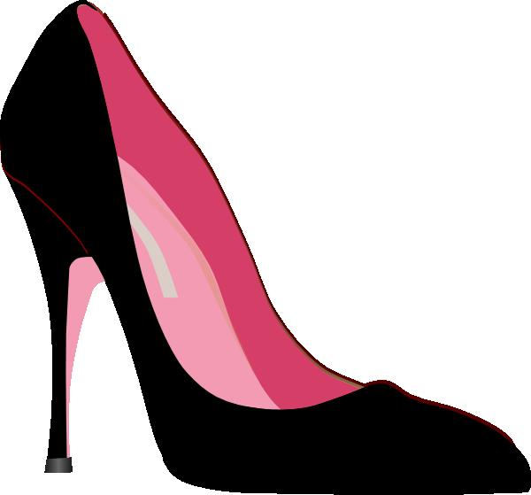 Shoe clipart high heel #3