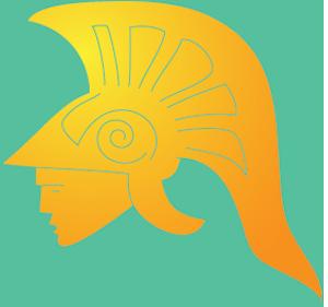 Warrior clipart achilles Illustration Achilles: Hero Tendon Mythical