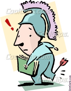 Achilles clipart mythological hero Achilles Vector Achilles Clip heel