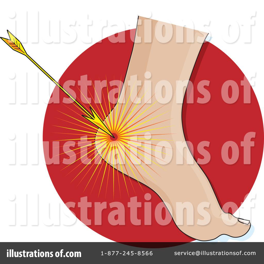 Achilles clipart achilles heel Bell Maria Maria (RF) by