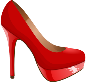 Heels clipart animated #1