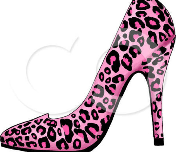 Heels clipart animated #13