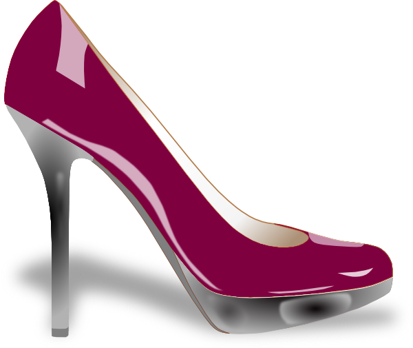 Heels clipart animated #3