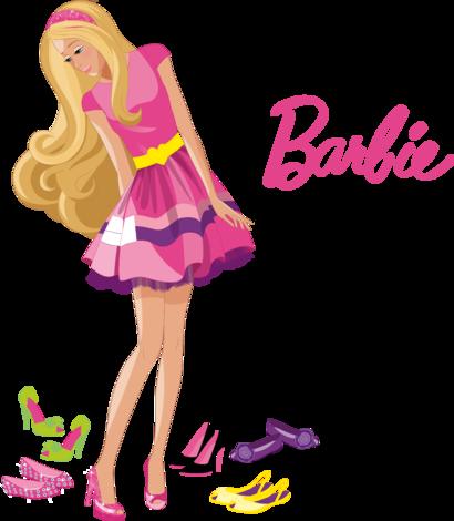 Heels clipart barbie Heels girl Make cute Hicustom