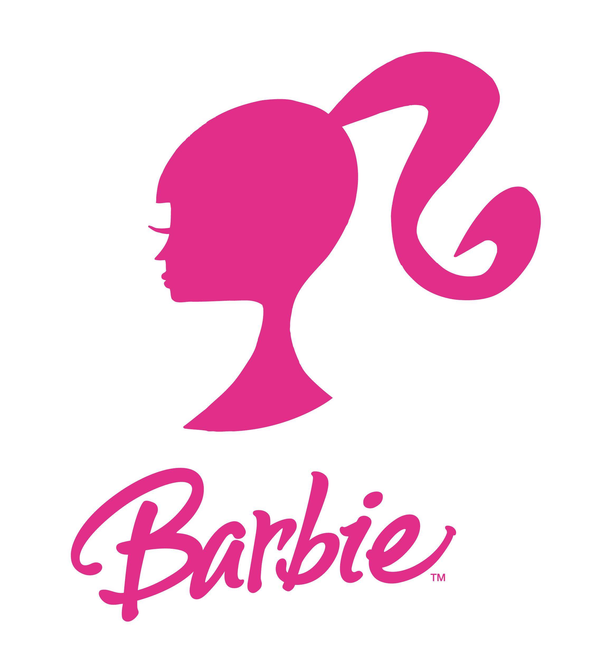 Barbie clipart barbie logo Pretty Logo Barbie Logo Logos
