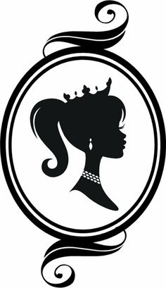 Princess clipart silhouette Pinterest ! silhouette want Princess