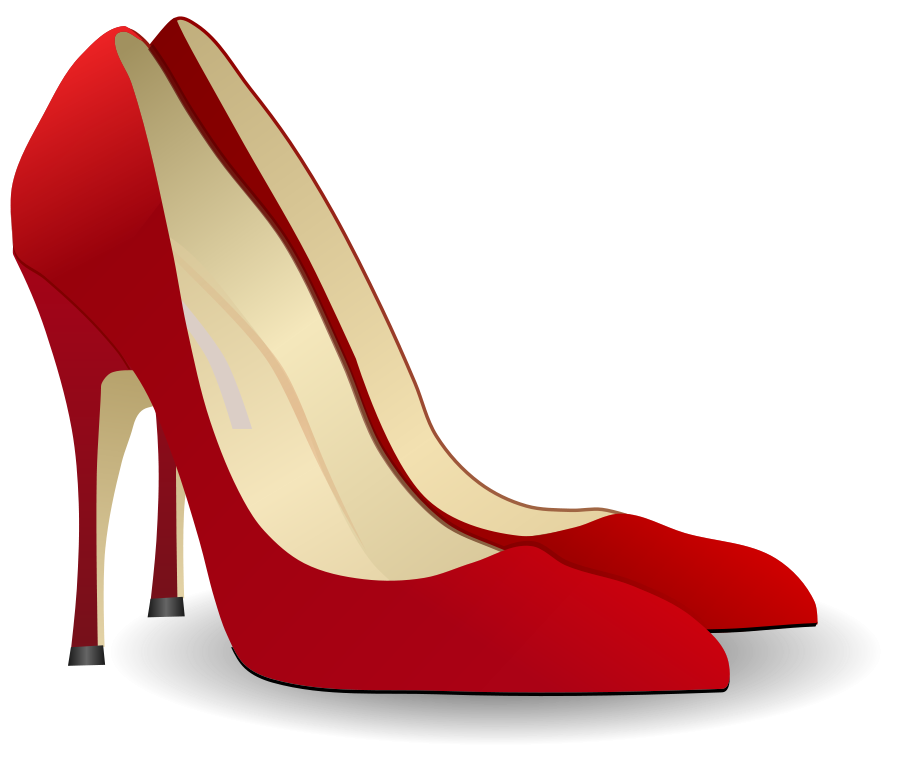 Shoe clipart high heel #4